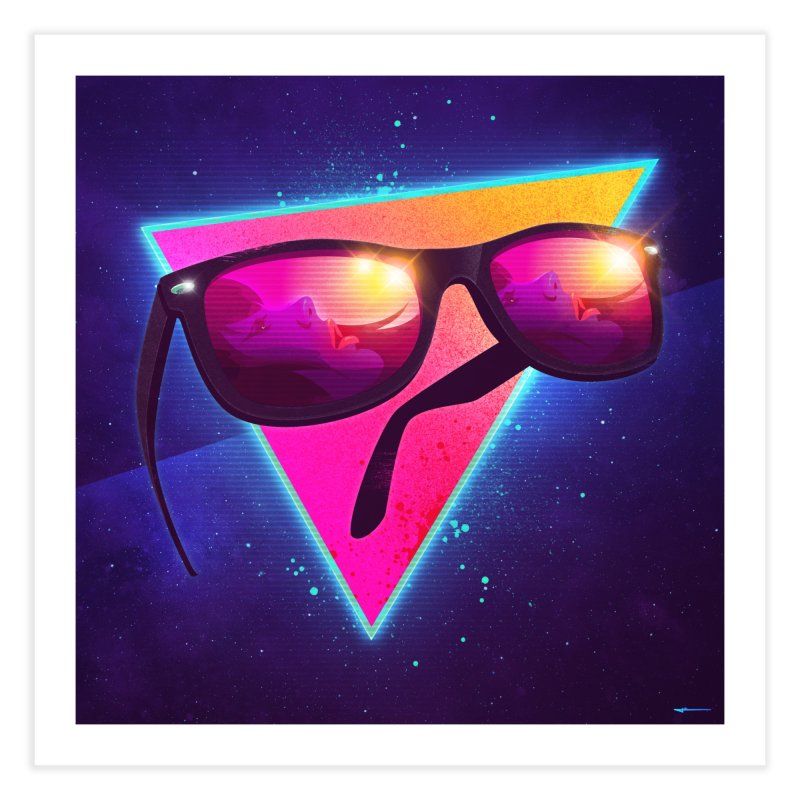 Summer Heat print by Signalnoise Threadless Store