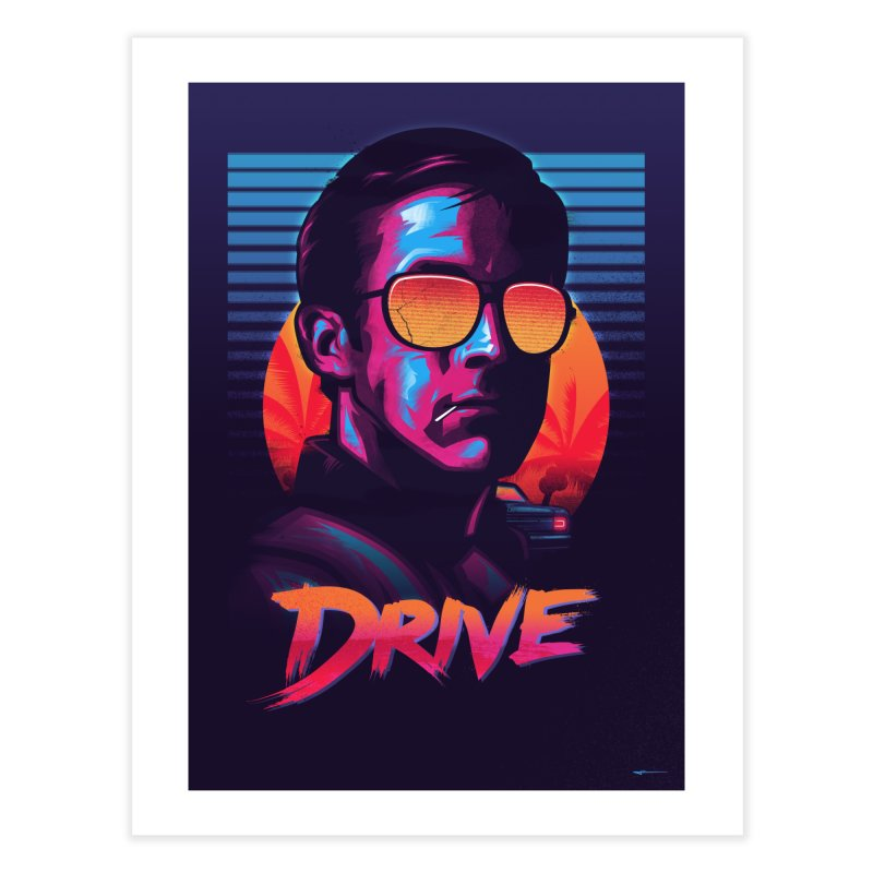 Drive print by Signalnoise Threadless Store