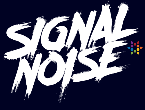 Logo for Signalnoise Threadless Store