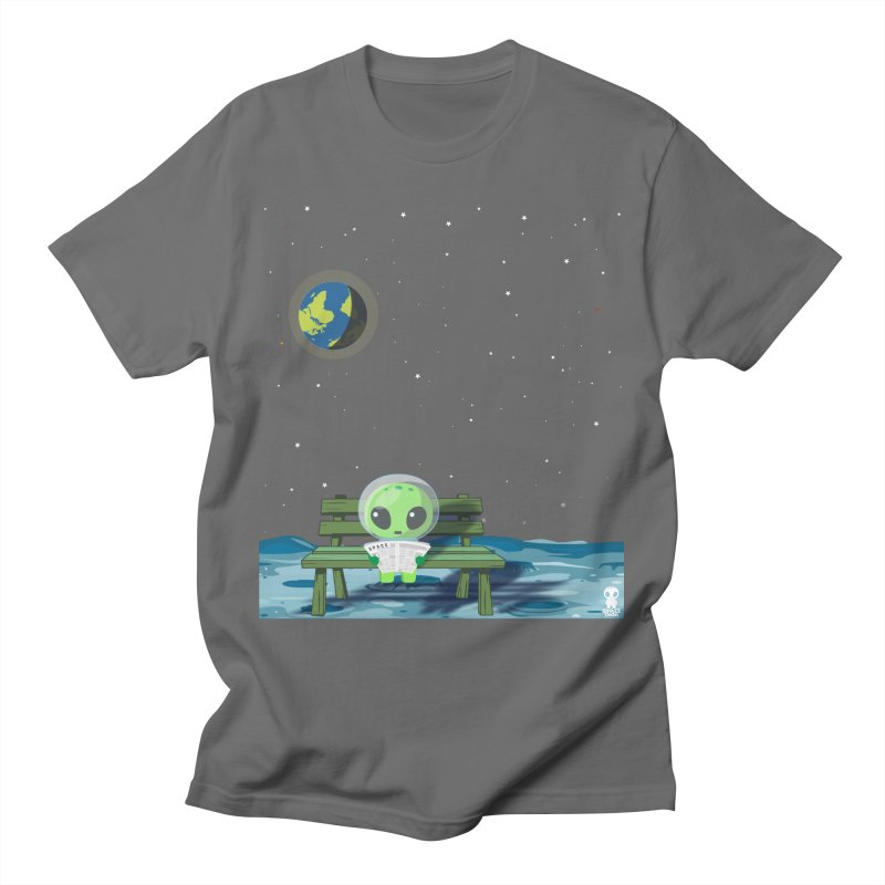ALONE Men's T-Shirt by Sinazz's Artist Shop