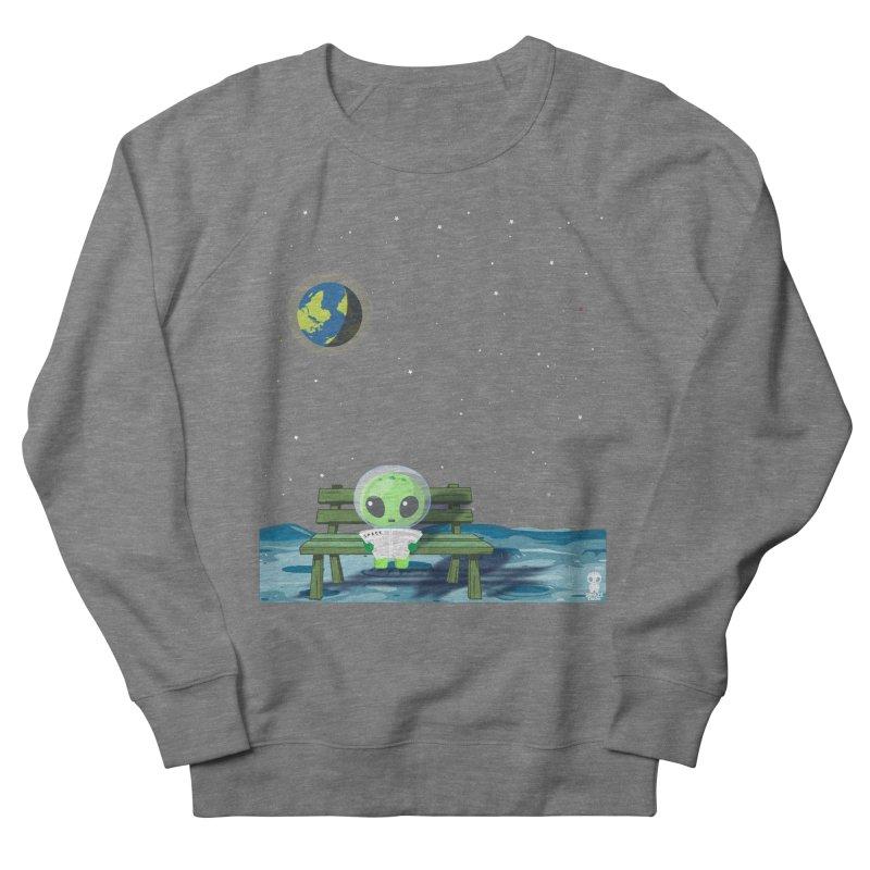 ALONE Men's Sweatshirt by Sinazz's Artist Shop