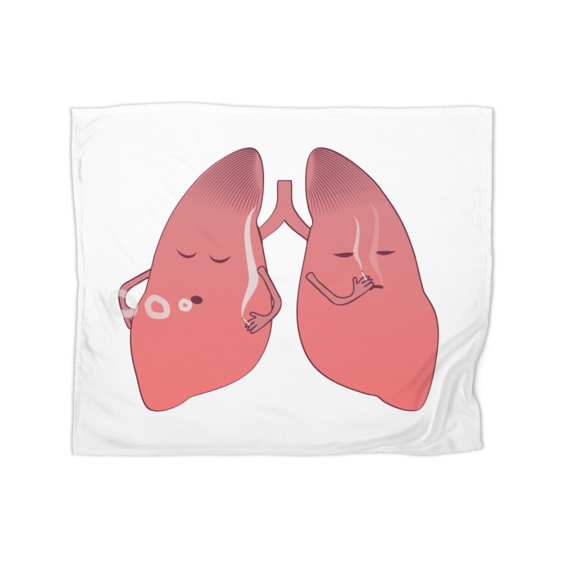LUNGS ON SMOKE BREAK   by Sinazz's Artist Shop