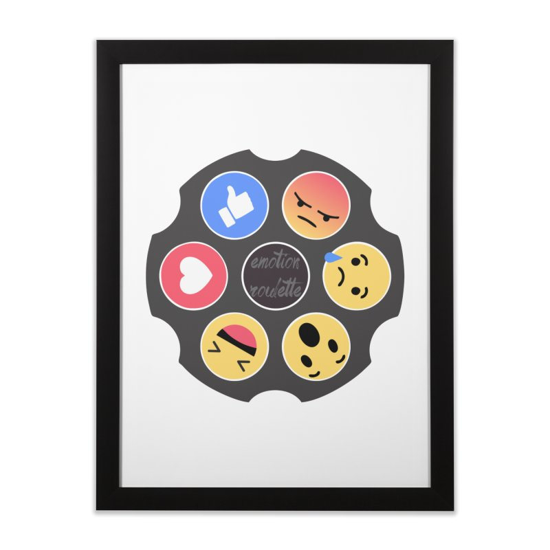 EMOTION ROULETTE   by Sinazz's Artist Shop
