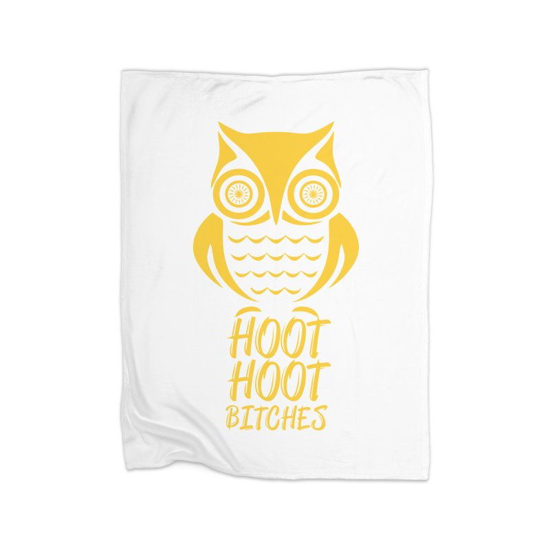OWL  Home Blanket by Sinazz's Artist Shop