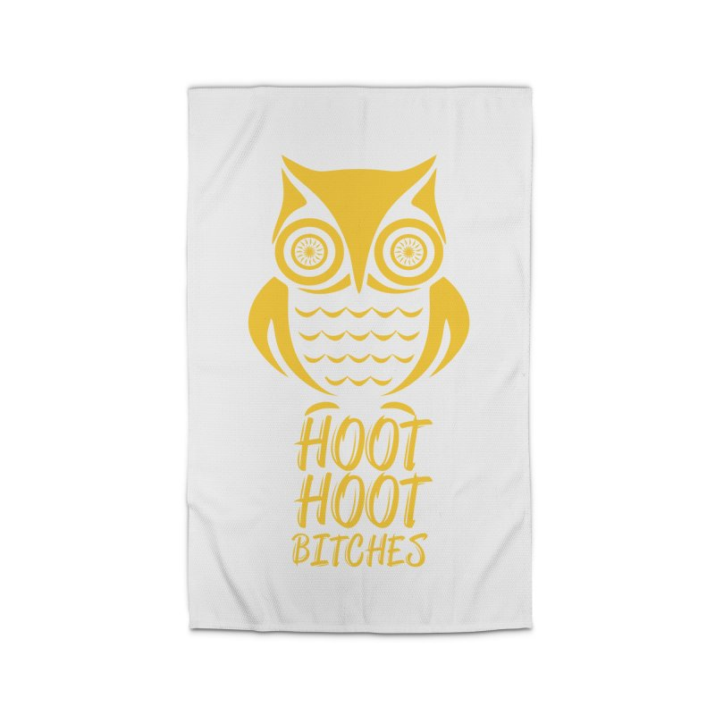 OWL  Home Rug by Sinazz's Artist Shop