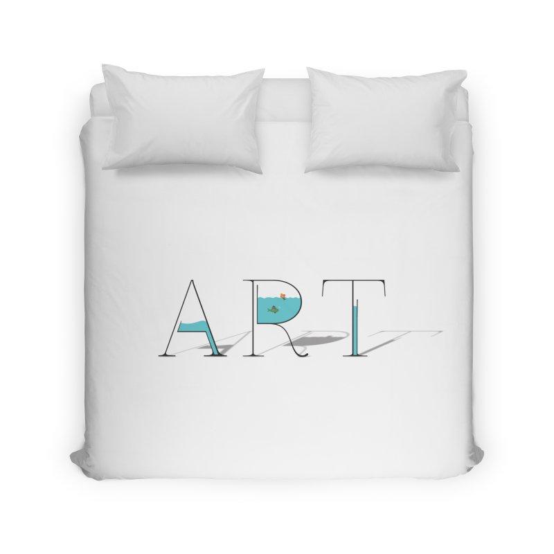 JUST IMAGINE -ART- Home Duvet by Sinazz's Artist Shop