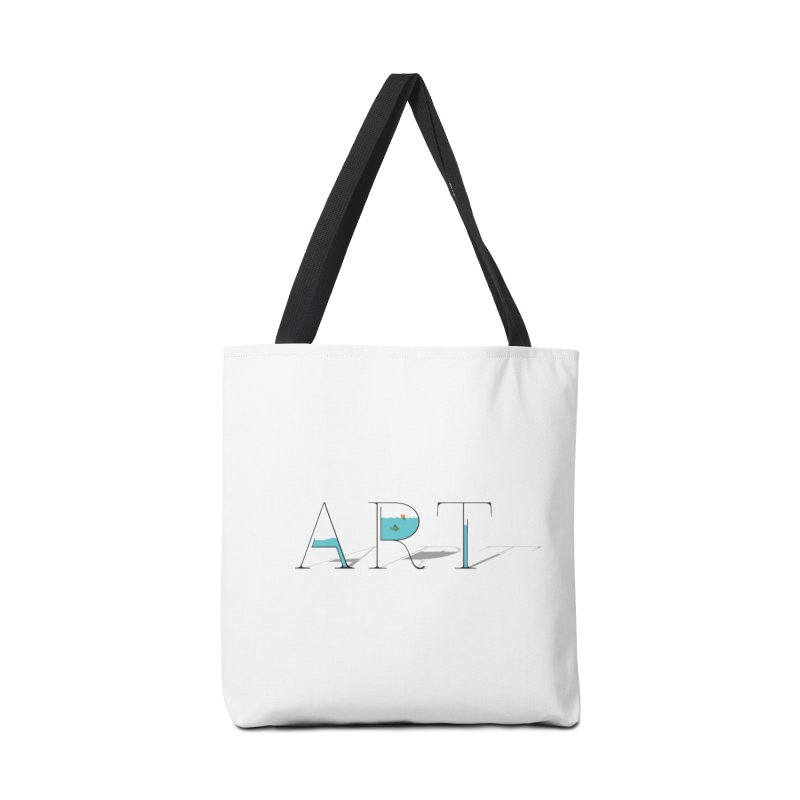 JUST IMAGINE -ART- Accessories Tote Bag Bag by Sinazz's Artist Shop