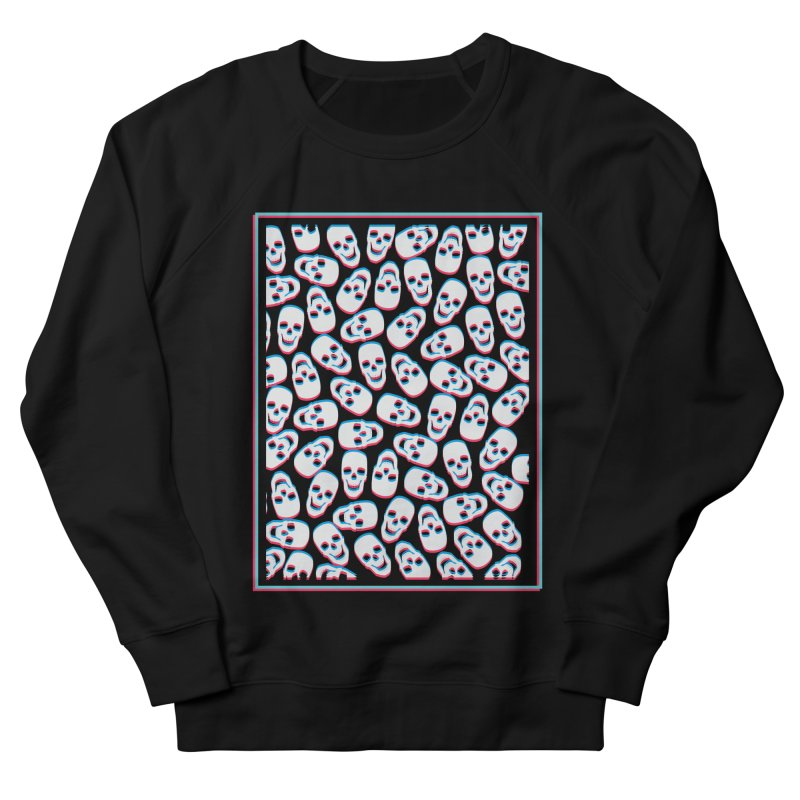 SKULL MY DAY in Men's Sweatshirt Black by Sinazz's Artist Shop