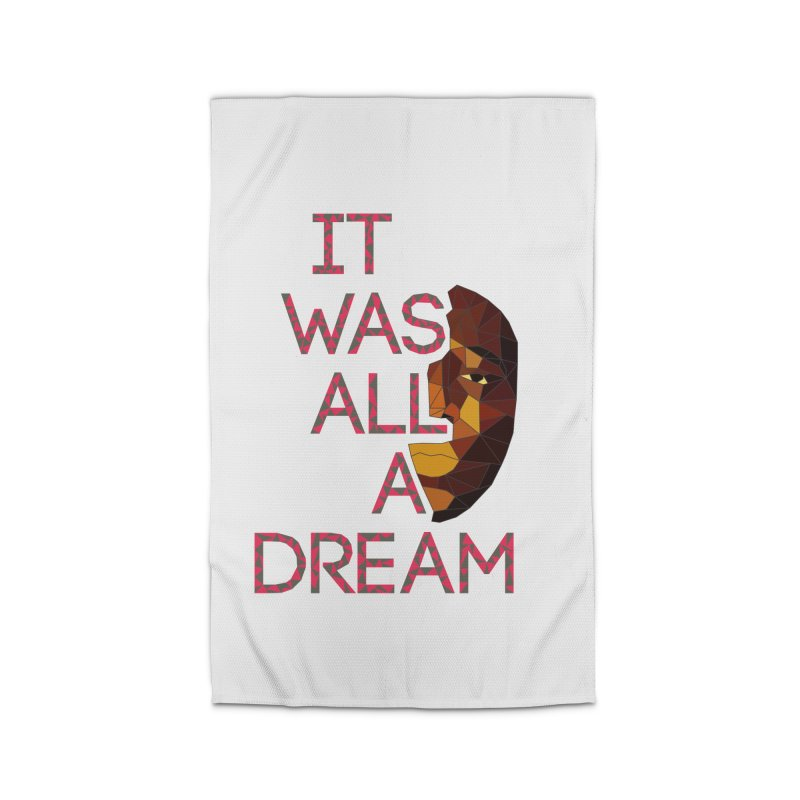 IT WAS ALL A DREAM Home Rug by Sinazz's Artist Shop