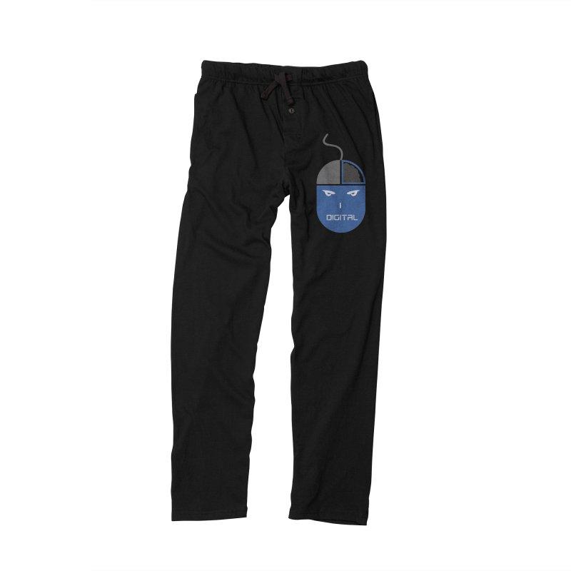 I DIGITAL Men's Lounge Pants by Sinazz's Artist Shop