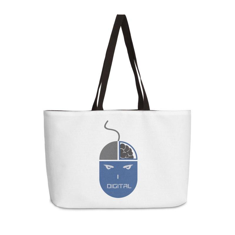 I DIGITAL Accessories Weekender Bag Bag by Sinazz's Artist Shop