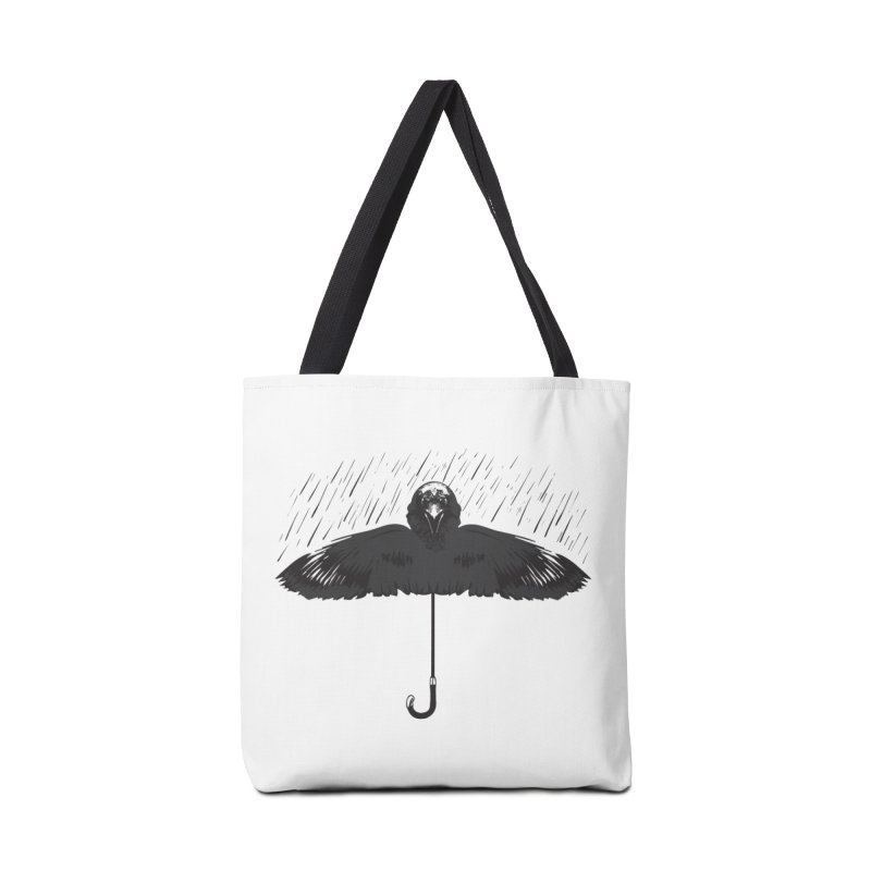 UMBRELLA Accessories Bag by Sinazz's Artist Shop