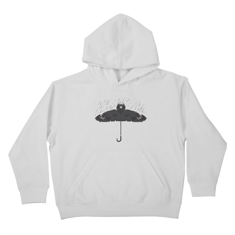 UMBRELLA Kids Pullover Hoody by Sinazz's Artist Shop