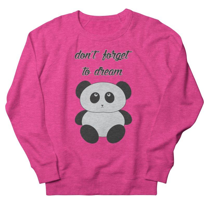 PANDA Women's Sweatshirt by Sinazz's Artist Shop