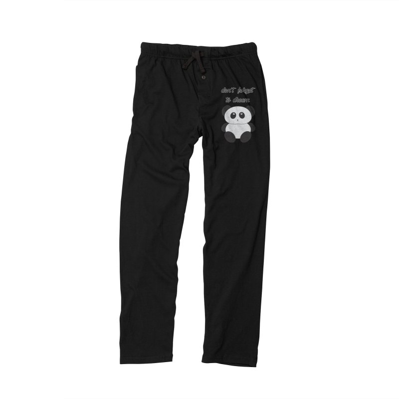 PANDA Men's Lounge Pants by Sinazz's Artist Shop