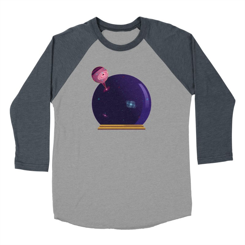 NEED SOME SPAAAACE Men's Baseball Triblend Longsleeve T-Shirt by Sinazz's Artist Shop
