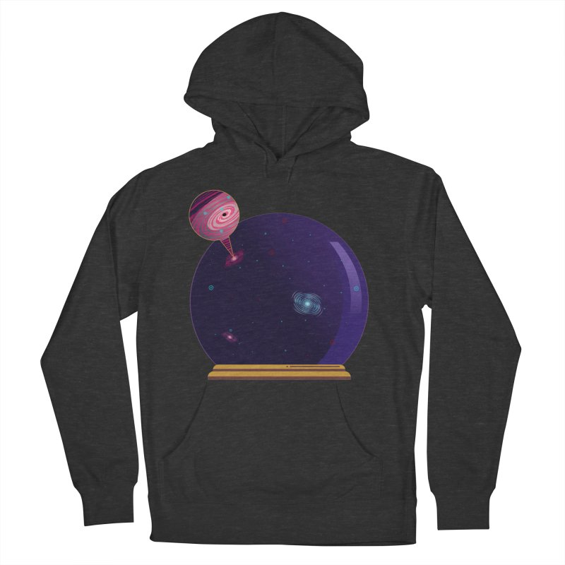 NEED SOME SPAAAACE Women's French Terry Pullover Hoody by Sinazz's Artist Shop