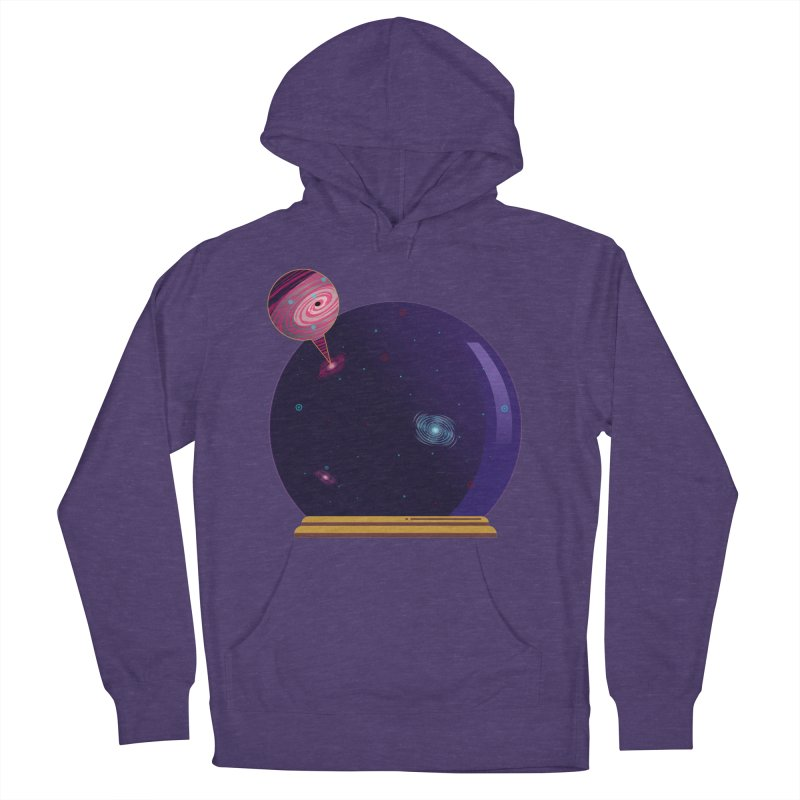 NEED SOME SPAAAACE Men's Pullover Hoody by Sinazz's Artist Shop