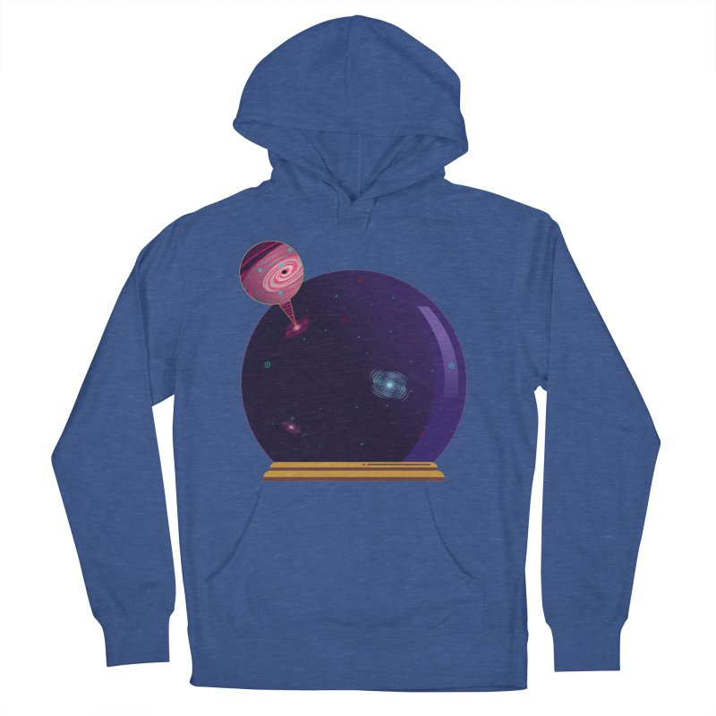 NEED SOME SPAAAACE Men's French Terry Pullover Hoody by Sinazz's Artist Shop