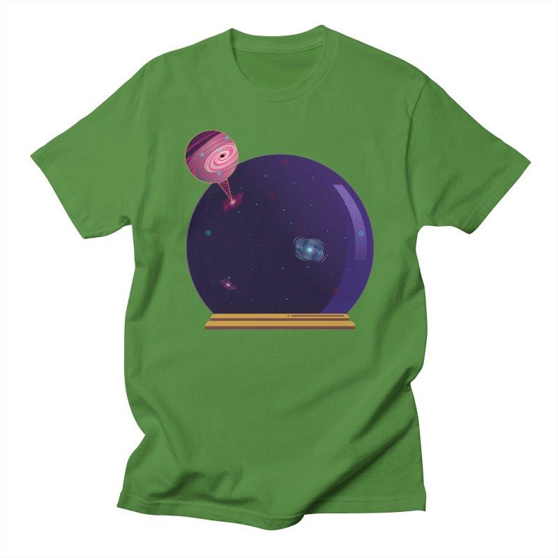 NEED SOME SPAAAACE Women's Regular Unisex T-Shirt by Sinazz's Artist Shop