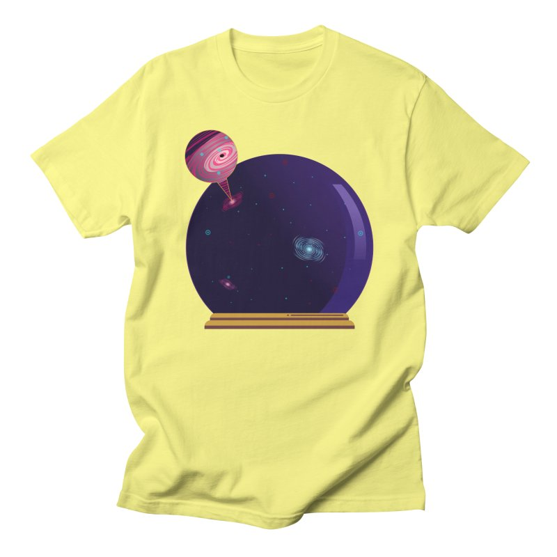 NEED SOME SPAAAACE Men's T-shirt by Sinazz's Artist Shop