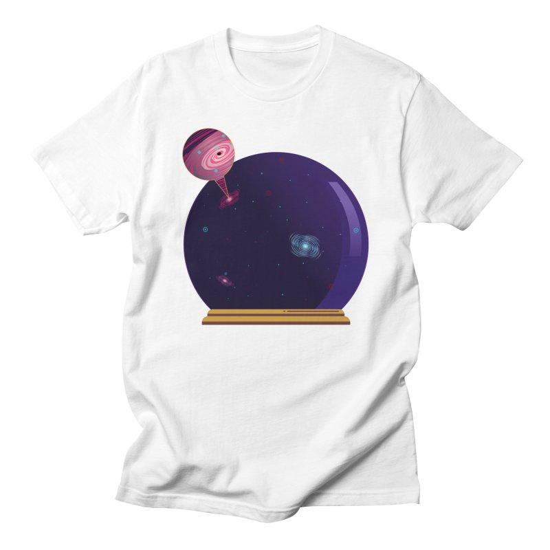 NEED SOME SPAAAACE Women's Unisex T-Shirt by Sinazz's Artist Shop