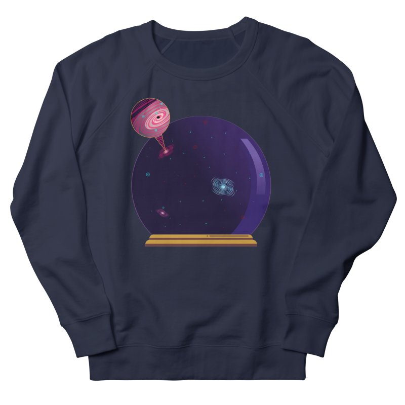 NEED SOME SPAAAACE Women's French Terry Sweatshirt by Sinazz's Artist Shop