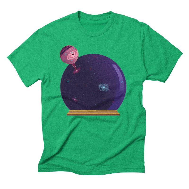 NEED SOME SPAAAACE Men's Triblend T-Shirt by Sinazz's Artist Shop