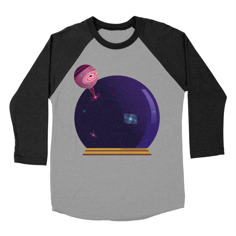 NEED SOME SPAAAACE Women's Baseball Triblend Longsleeve T-Shirt by Sinazz's Artist Shop
