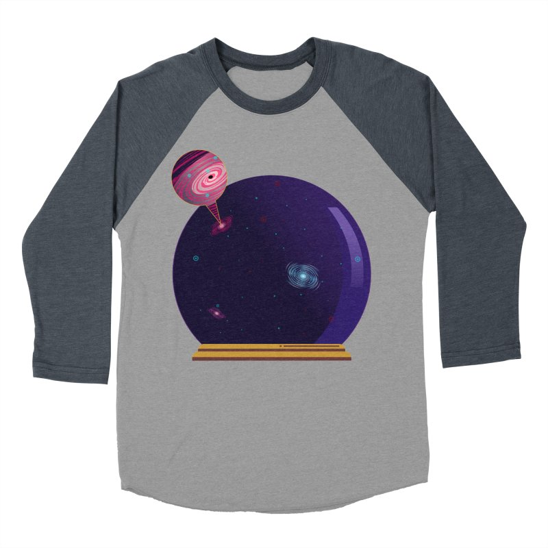 NEED SOME SPAAAACE Women's Baseball Triblend T-Shirt by Sinazz's Artist Shop