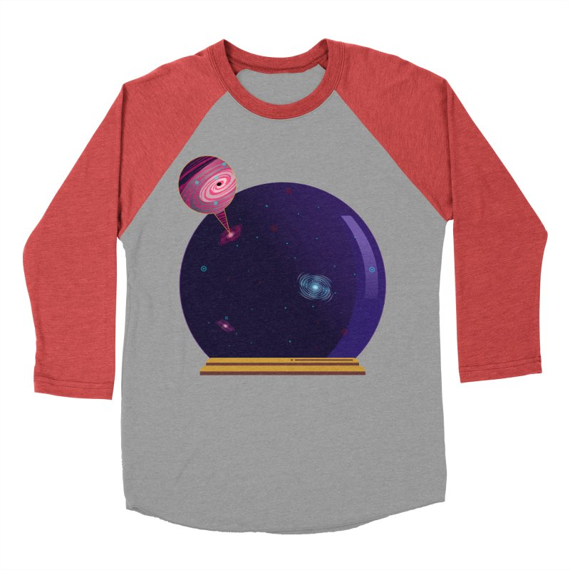 NEED SOME SPAAAACE Men's Baseball Triblend T-Shirt by Sinazz's Artist Shop