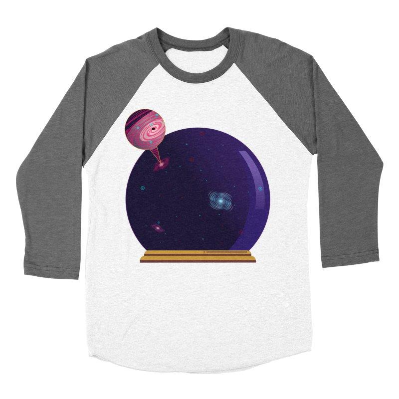 NEED SOME SPAAAACE Men's Baseball Triblend T-Shirt by Sinazz's Artist Shop