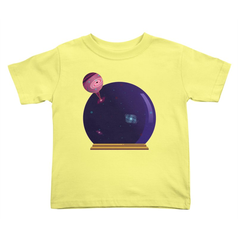 NEED SOME SPAAAACE Kids Toddler T-Shirt by Sinazz's Artist Shop
