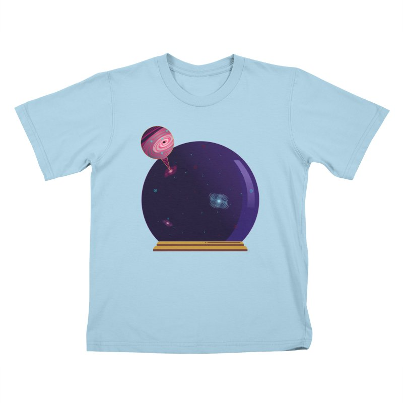 NEED SOME SPAAAACE Kids T-Shirt by Sinazz's Artist Shop