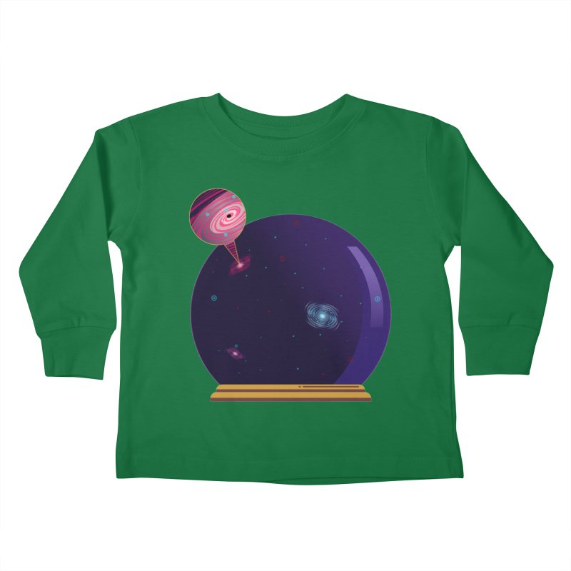 NEED SOME SPAAAACE Kids Toddler Longsleeve T-Shirt by Sinazz's Artist Shop