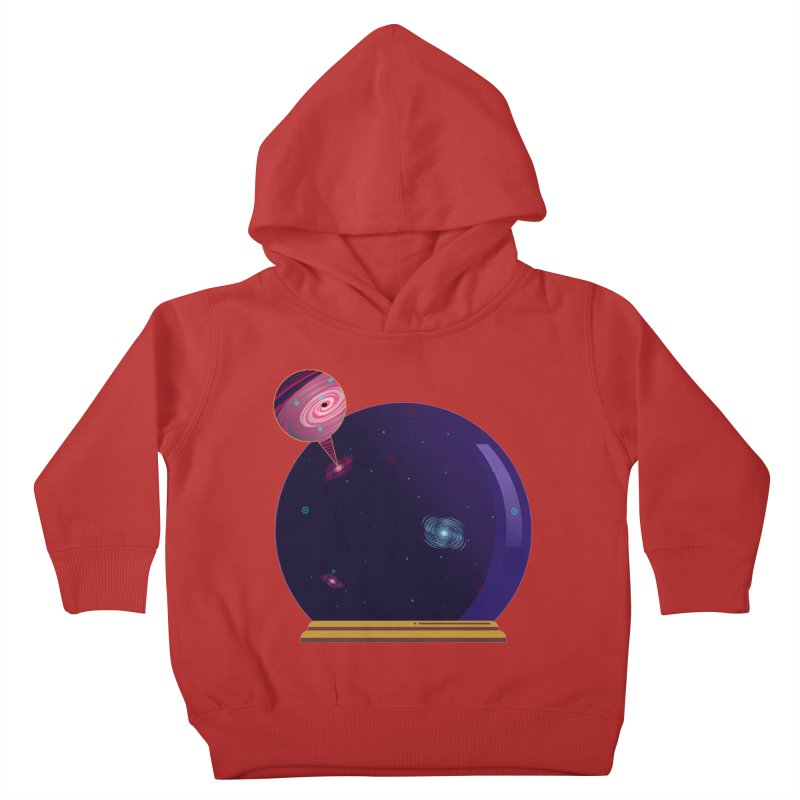 NEED SOME SPAAAACE Kids Toddler Pullover Hoody by Sinazz's Artist Shop
