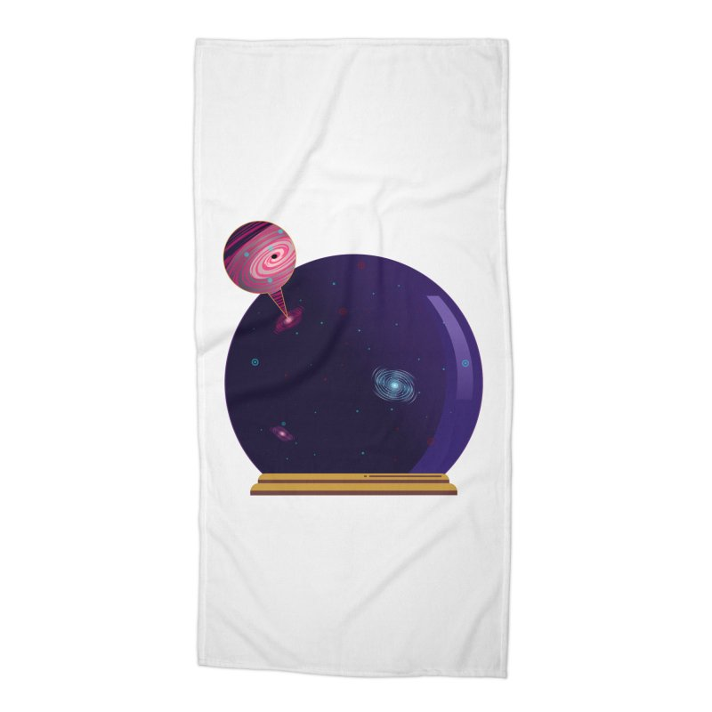 NEED SOME SPAAAACE Accessories Beach Towel by Sinazz's Artist Shop
