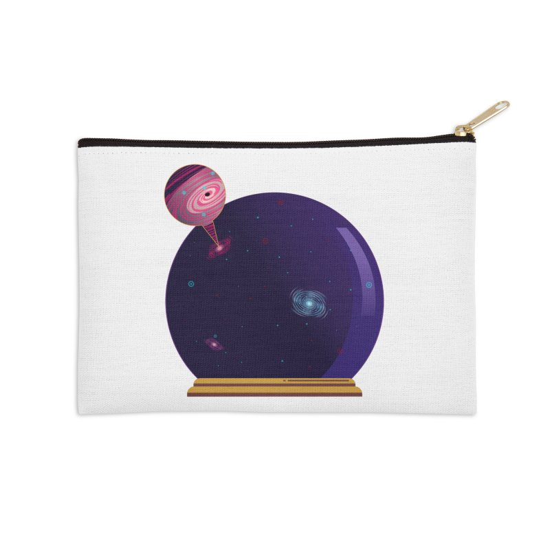 NEED SOME SPAAAACE Accessories Zip Pouch by Sinazz's Artist Shop