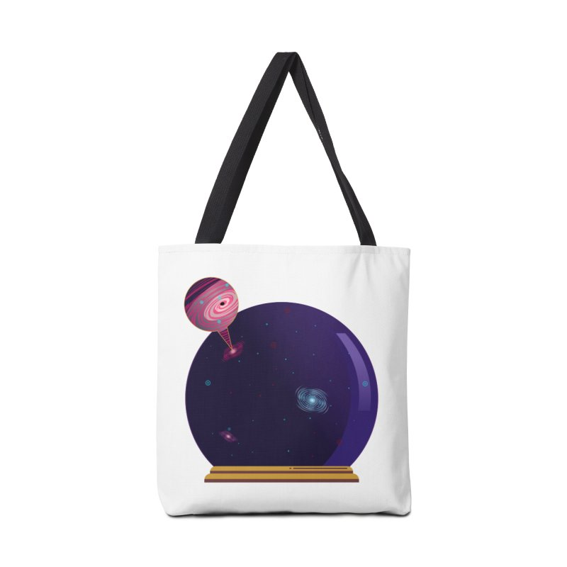 NEED SOME SPAAAACE Accessories Bag by Sinazz's Artist Shop