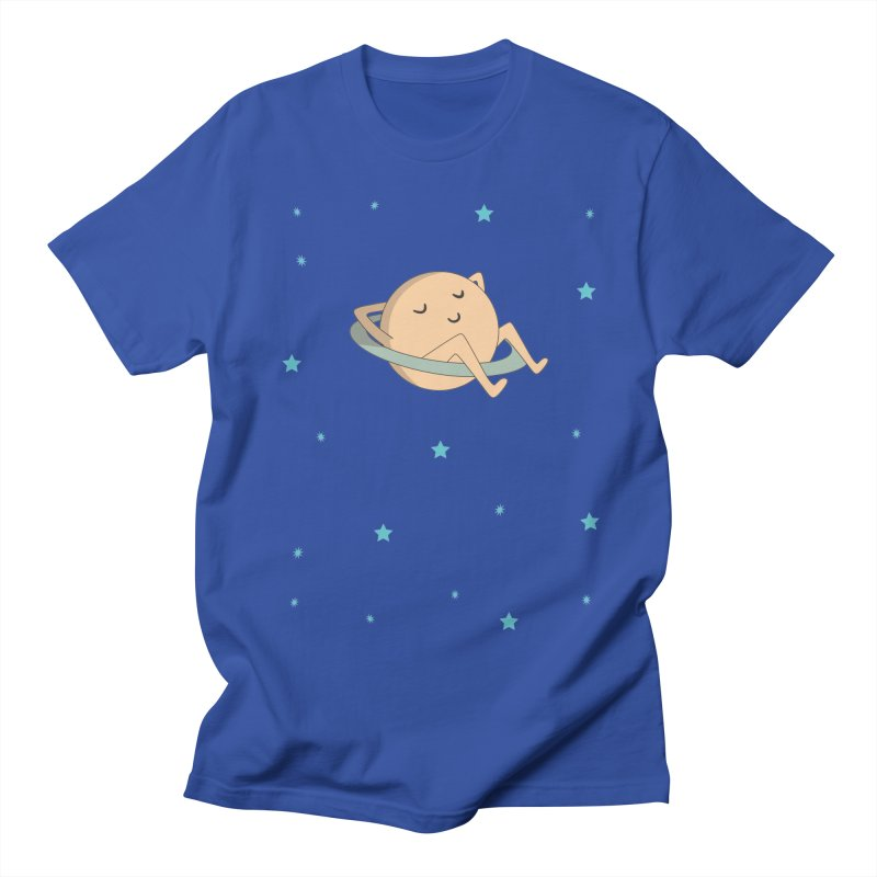 SATURN Men's T-Shirt by Sinazz's Artist Shop