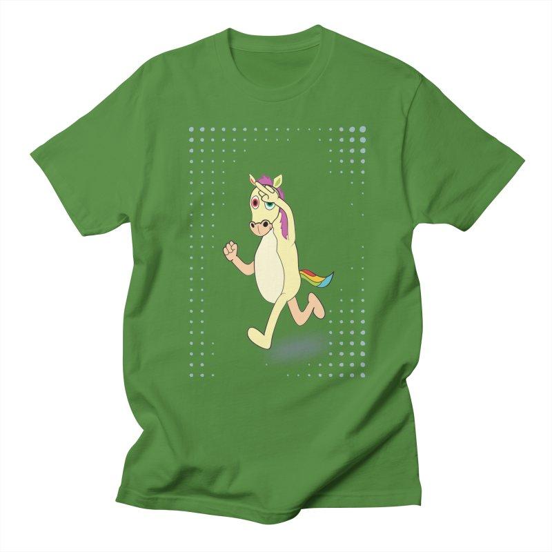 UNICORN Women's Unisex T-Shirt by Sinazz's Artist Shop