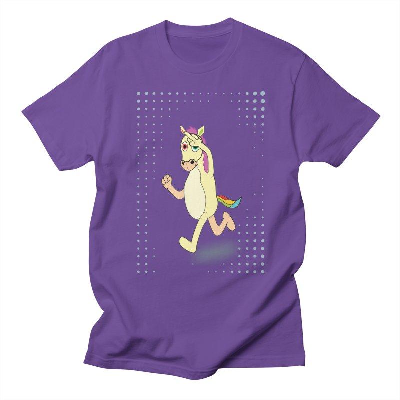 UNICORN Women's Regular Unisex T-Shirt by Sinazz's Artist Shop