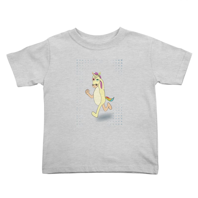 UNICORN Kids Toddler T-Shirt by Sinazz's Artist Shop