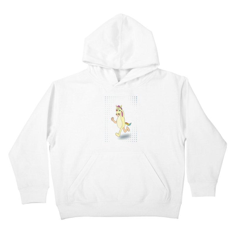 UNICORN Kids Pullover Hoody by Sinazz's Artist Shop