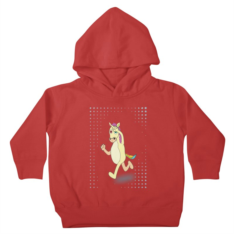 UNICORN Kids Toddler Pullover Hoody by Sinazz's Artist Shop