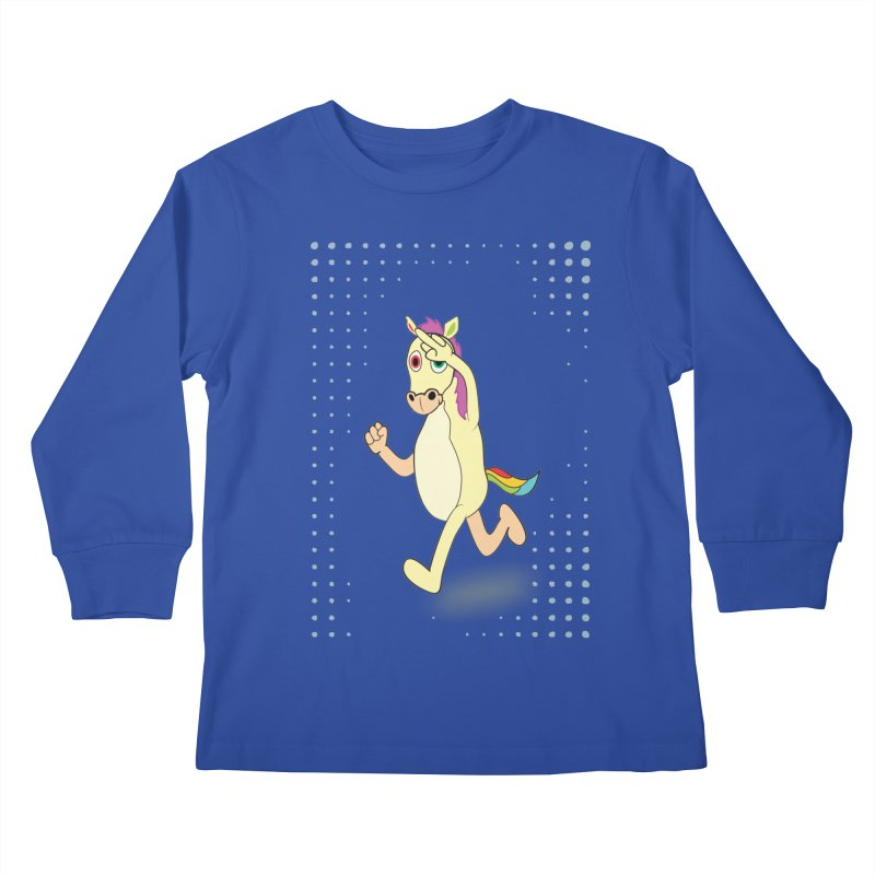 UNICORN Kids Longsleeve T-Shirt by Sinazz's Artist Shop