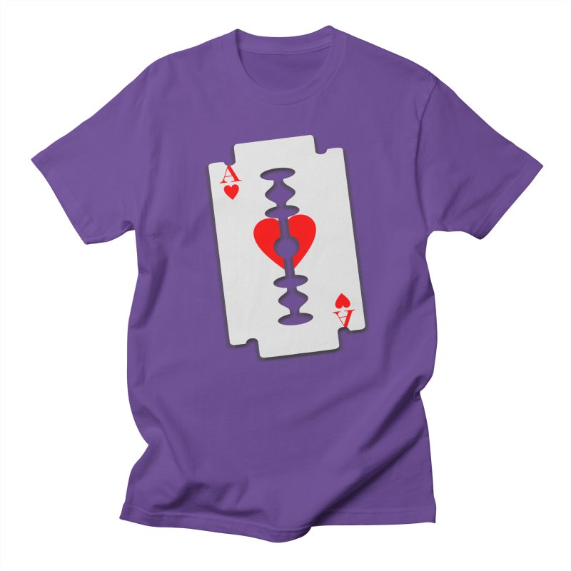 LOVE HURTS Women's Unisex T-Shirt by Sinazz's Artist Shop