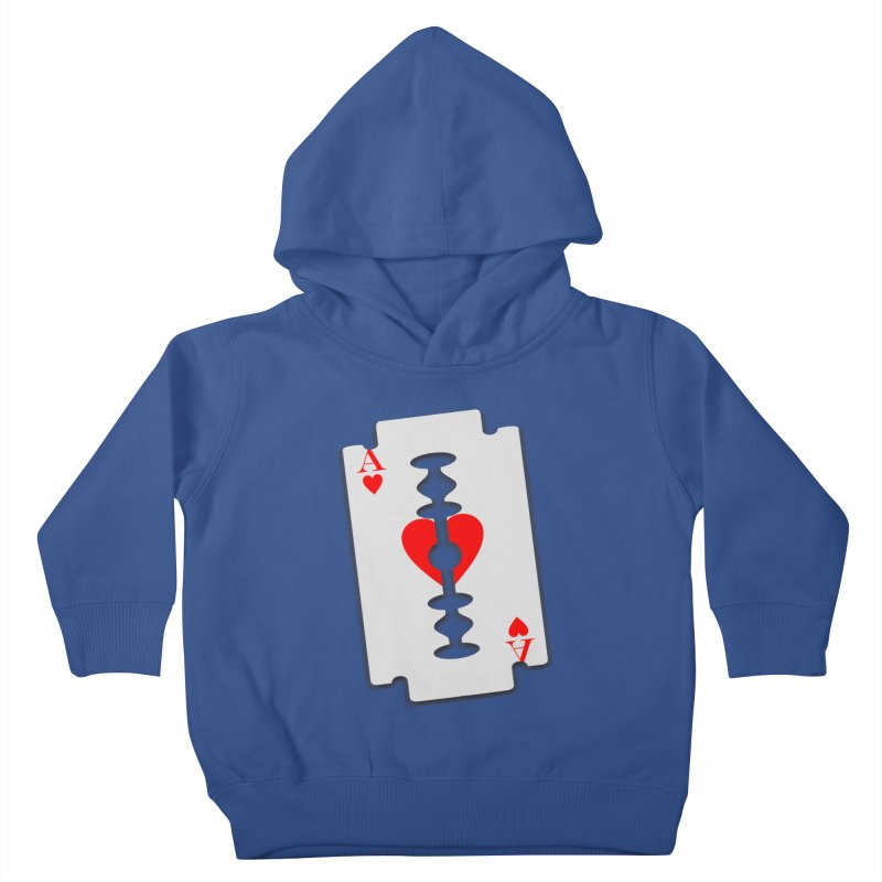 LOVE HURTS Kids Toddler Pullover Hoody by Sinazz's Artist Shop