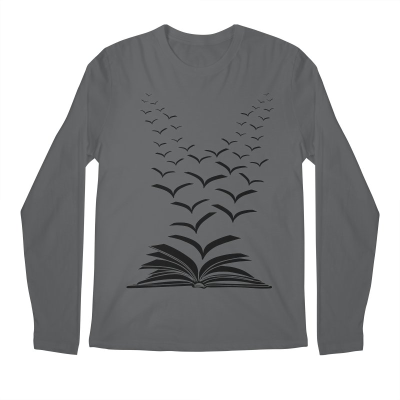 BEING FREE IS A STATE OF MIND! Men's Longsleeve T-Shirt by Sinazz's Artist Shop