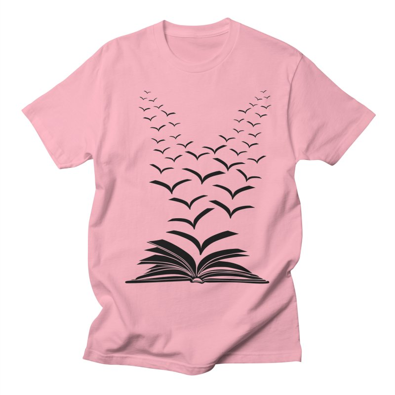 BEING FREE IS A STATE OF MIND! Women's Unisex T-Shirt by Sinazz's Artist Shop